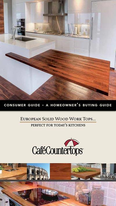 Buyer's Guide to Wood Countertops – CafeCountertops™   Solid