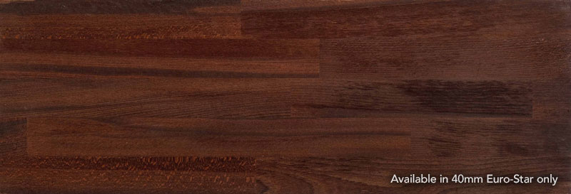 CafeCountertops swatch-DARK CHOCOLATE BEECH
