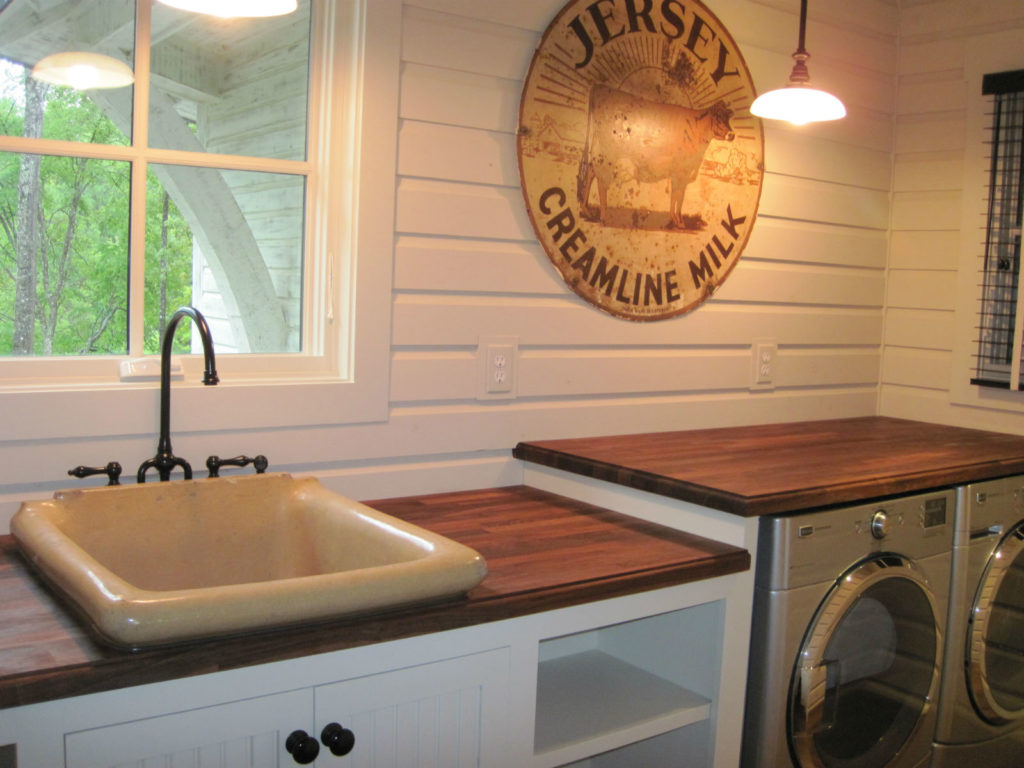 Installed products gallery cafecountertops solid wood surfaces black walnut wood countertop by cafecountertops middleburg 1 teraionfo
